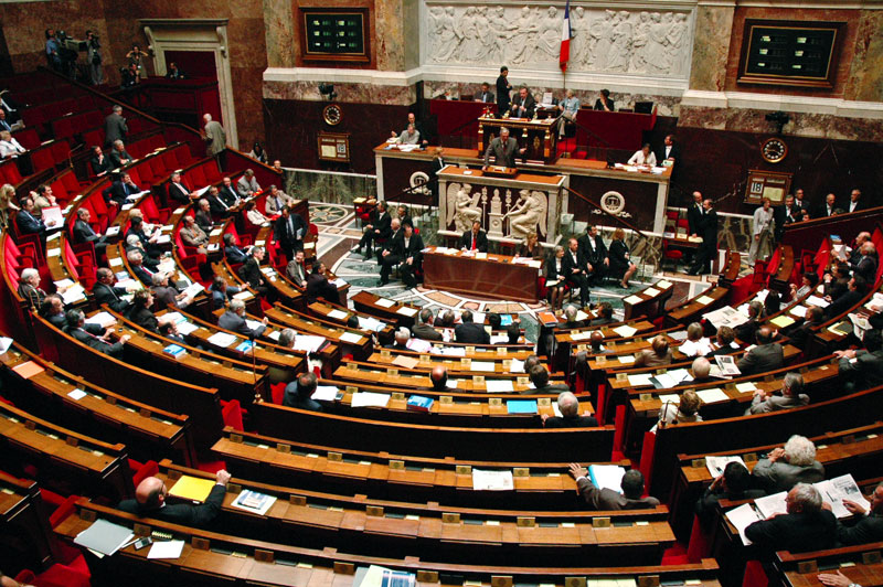 Assemblée nationale par Magali, Creative Commons