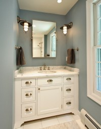 Home Furniture Decoration: Sconces For Bathroom