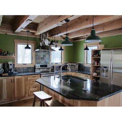 Medium Crop Of Rustic Home Kitchen