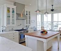 Rustic Pendants Add Industrial Style to Coastal Beach ...