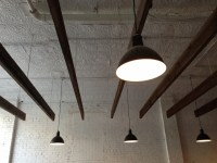 Deep Bowl Pendants Add Industrial Feel to Classic ...