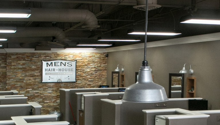 Wall Sconces Warehouse Lighting A Cut Above For Hair