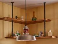 Industrial Ceiling Lights Add Rustic, Modern Mix | Blog ...