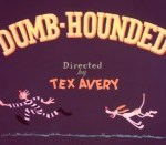 Dumb-Hounded (1943) - Droopy Theatrical Cartoon