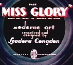 Page Miss Glory (1936) - Merrie Melodies Theatrical Cartoon