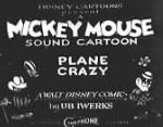 Plane Crazy (1928) - Mickey Mouse Theatrical Cartoon