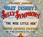 The Wise Little Hen (1934) - Silly Symphonies