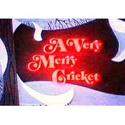 A Very Merry Cricket
