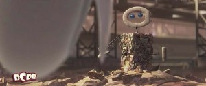 Luxo Light in WALL·E
