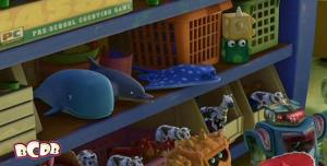 Ray in Toy Story 3