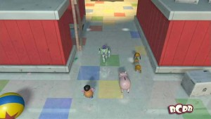 luxoball in Toy Story 2