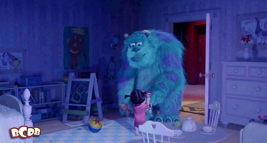 Monsters Inc Easter Eggs and Other Assorted Trivias