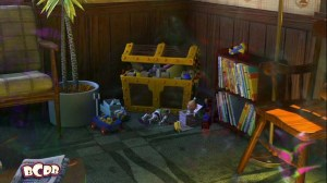 Easter Egg From Finding Nemo