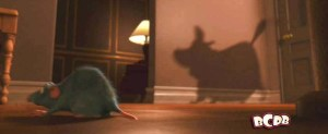 Up Dug Cameo in Ratatouille