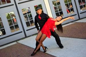 Latin Funk Dance Gustavo Ferman Dance Photoshoot