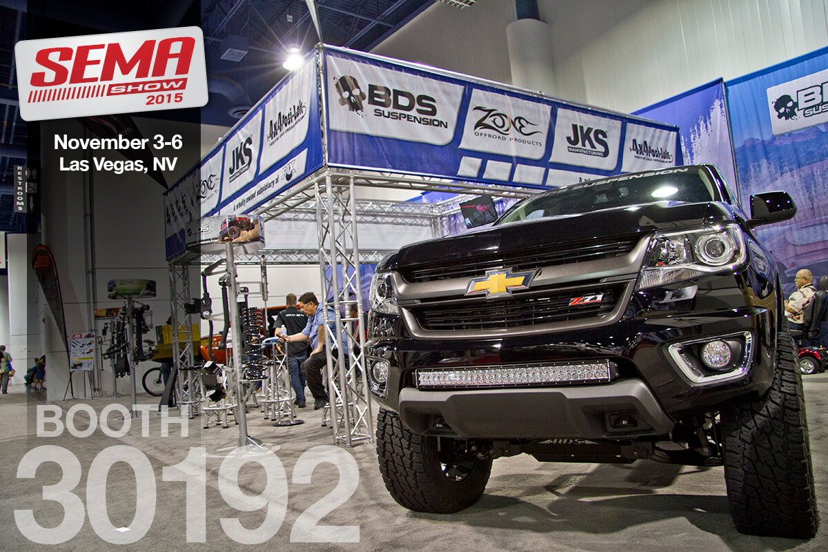 Bds 300 Prepped And Ready Bds Will See You At Sema Bds