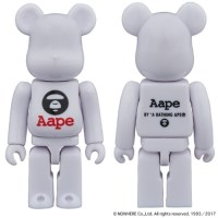 AAPE BY A BATHING APE ベアブリック (BE@RBRICK)