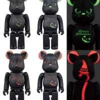 Halloween 2016 100% 400% ベアブリック (BE@RBRICK) [情報]