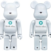 i am OTHER 100% 400% ベアブリック (BE@RBRICK) [発売]