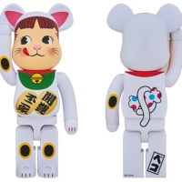 招き猫 ペコちゃん 1000% ベアブリック (BE@RBRICK) [情報]