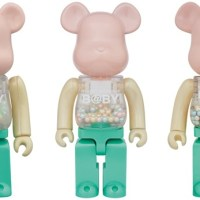 MY FIRST BE@RBRICK B@BY  1st COLOR PEARL COATING 100% & 400% & 1000% ベアブリック (BE@RBRICK) [情報]