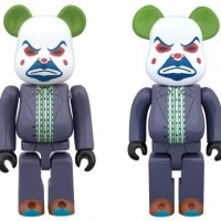 THE JOKER BANK ROBBER Ver 100% 400% ベアブリック (BE@RBRICK) [発売]