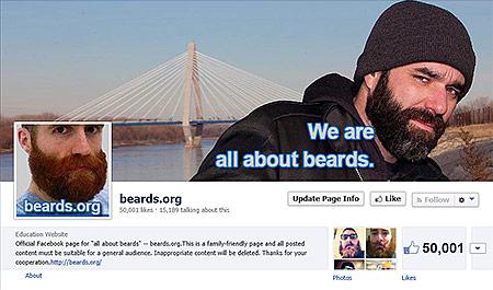 50,000 Facebook likes!