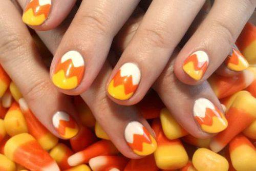 Nail Art Candy Ivoiregion