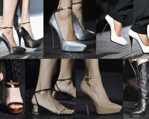 Lavin Shoes | Paris Fashion Week | SS 2013