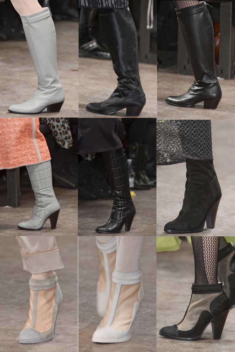 Missoni | Milan Fashion Week-2013-2014 | Shoes
