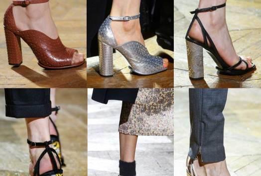 Dries Van Noten | Paris Fashion Week | Fall-Winter 2013-2014 | Shoes. Calzado