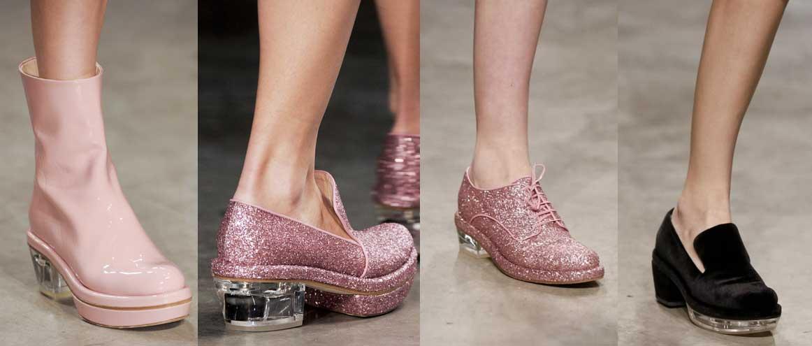 Simone Rocha | London Fashion Week | Fall-Winter 2013-2014 | Shoes. Calzado