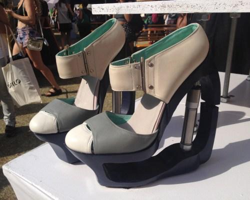 Kinetic Traces Collection | Sivia Fado Shoes, Zapatos
