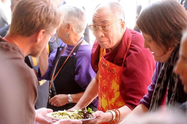 dalai lama sf