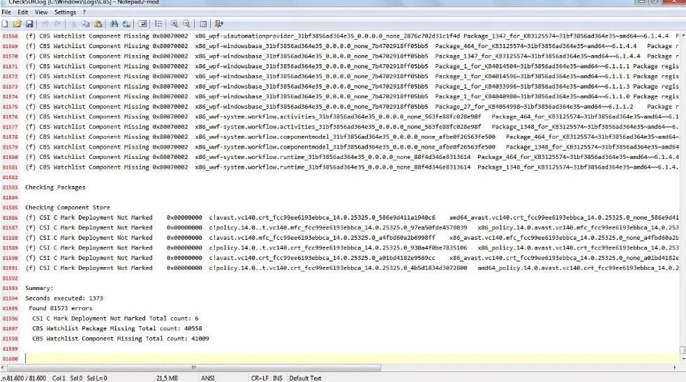 Windows Error 0x8007002c, Repair Install, phpDox, and Trello - windows repair install