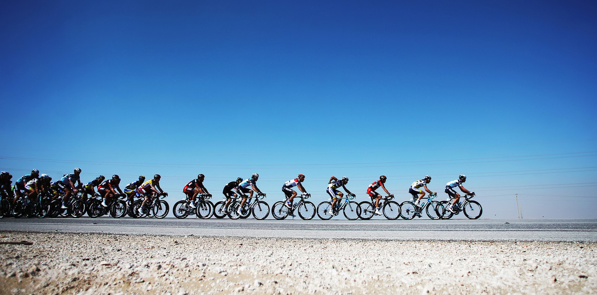 Tour of Qatar (Bryn Lennon/Getty Images)