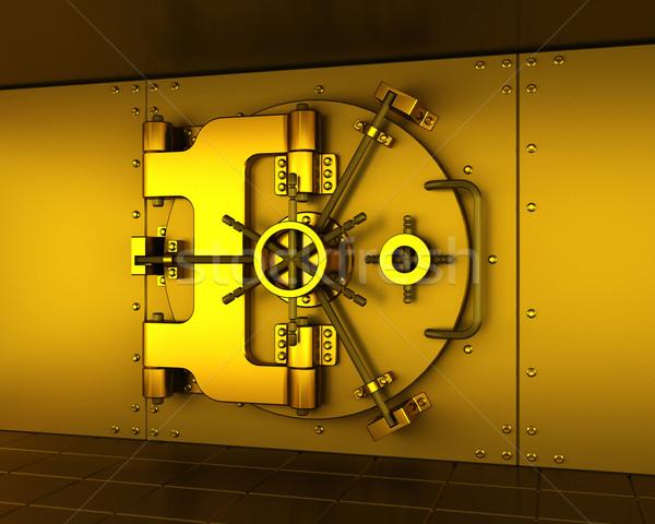 238330_arany-3d-bank-pénzügy-pénzügyi-biztonság