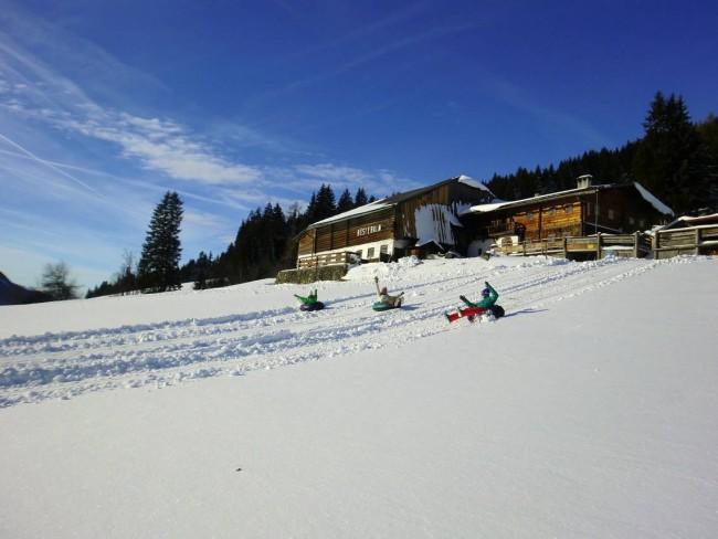 snowtubing(c)TV Pichl-Reiteralm