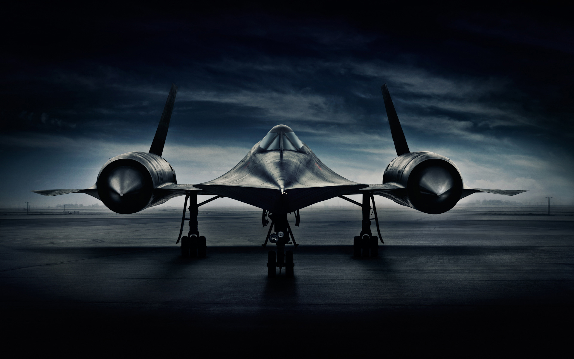 Great Car Wallpapers Photographing The Sr 71 Blackbird Blair Bunting