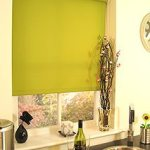 Valencia Lime 150x150 New blinds :: Brightly coloured funky roller blinds