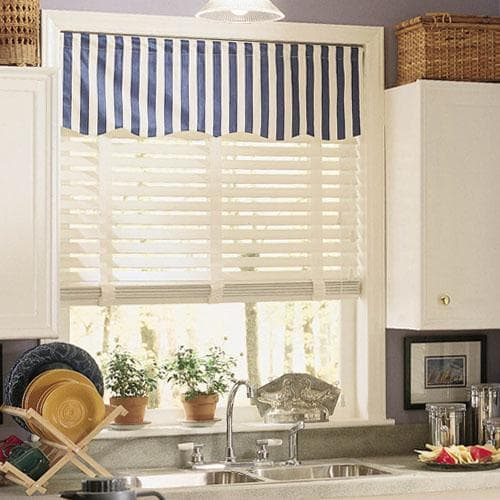 "Blinds.com 2"" Faux Wood Economy Blinds Venetian"