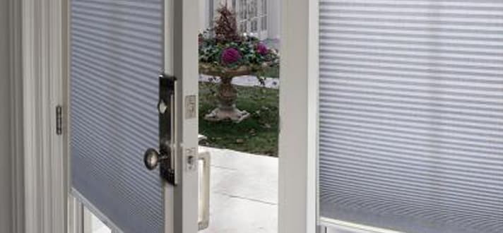 Alternatives To Enclosed Door Blinds You Can Install Yourself The Finishing Touch