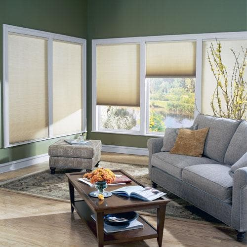 Graber pleated shades on sale