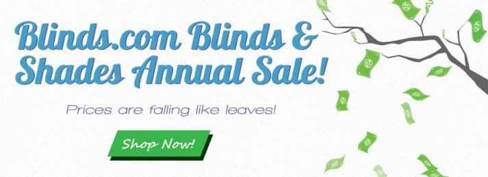 Blinds.com September Sales