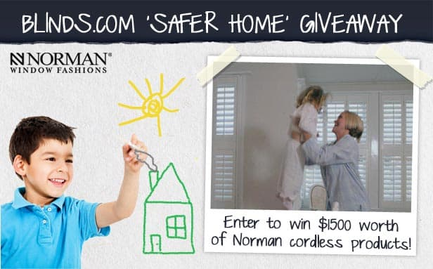 $1500 Safer Home Cordless Giveaway