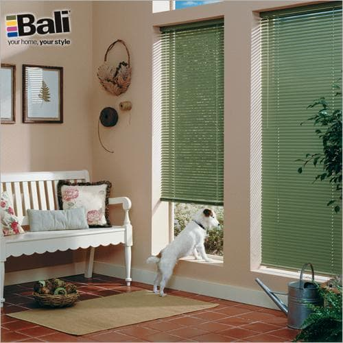 "Bali 1"" light blocker Mini-blinds"