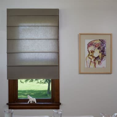 Blinds.com Brand Cordless Roman Shade
