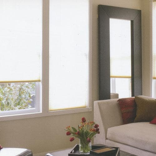 norman cordless light filtering cellular shades