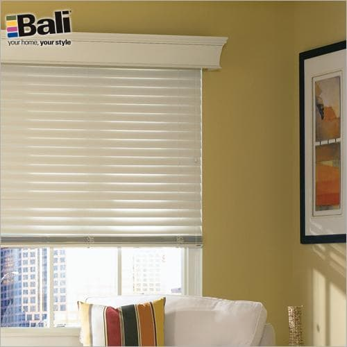 "Bali 2 1/2"" Northern Heights Shutter Style Wood Blinds"