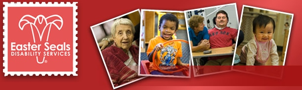 Easter Seals - Helping people with disabilities gain greater independence